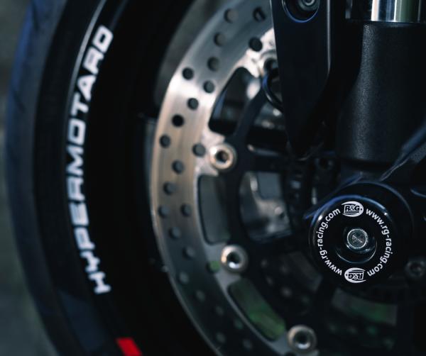 Kraschpuckar - R&G Gaffelskydd Aprilia/Ducati-FP0020BK