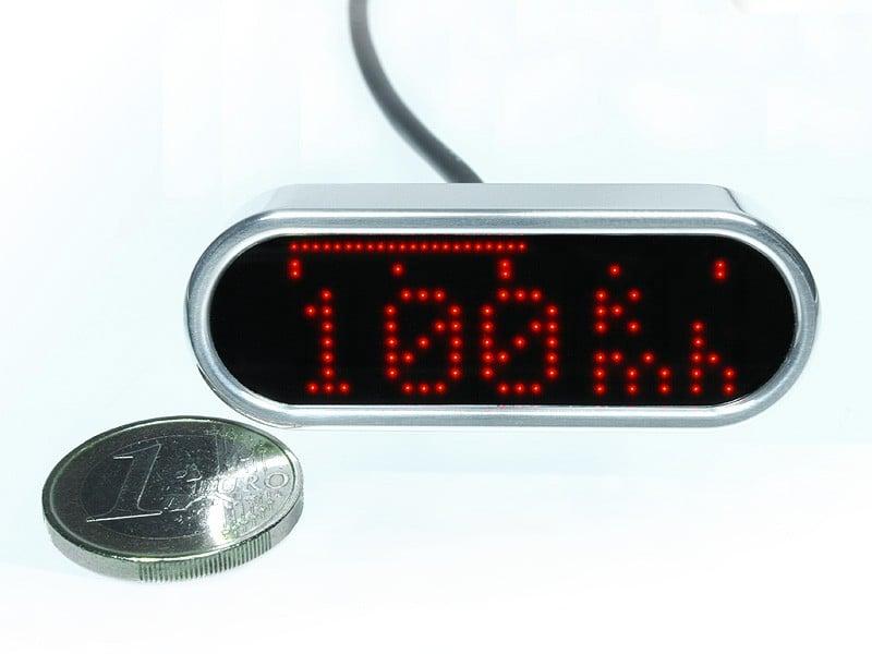 digital hastighetsmätare mc
